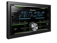 Pioneer car stereo double din