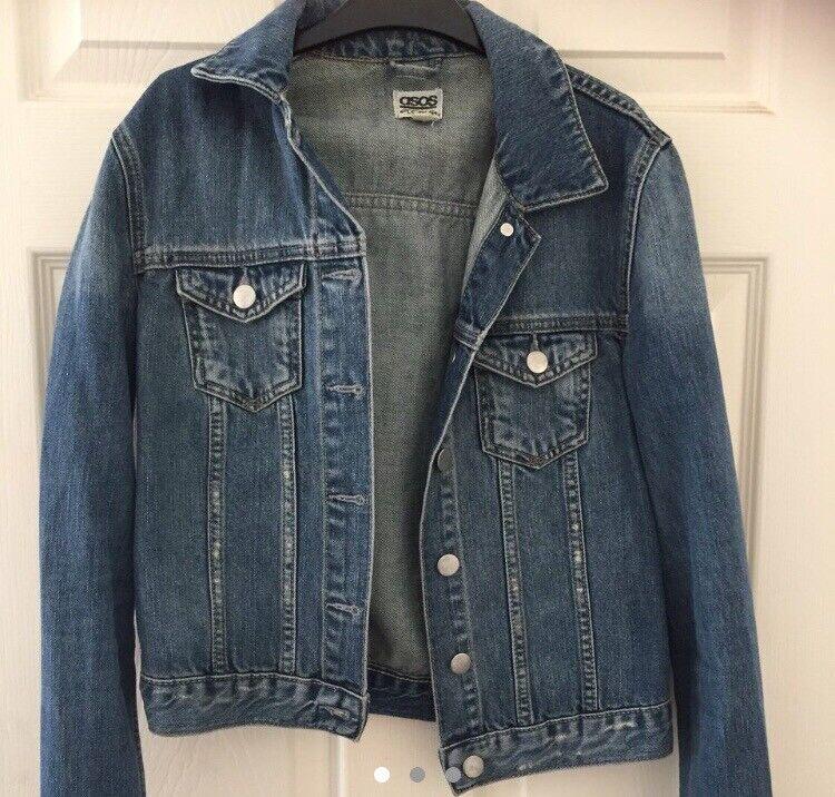 5c3b19e1 Denim jacket | in East End, Glasgow | Gumtree