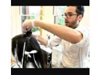 mobile hairdresser &barber