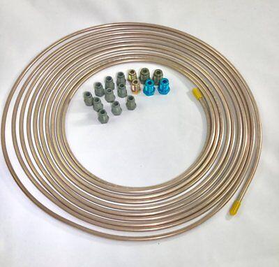 25 ft. Copper Nickel 3/16