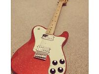 Fender FSR 72 Deluxe Telecaster Limited Edition