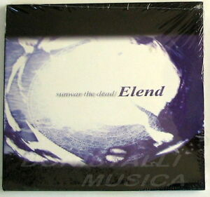 ELEND-SUNWAR-THE-DEAD-CD-Sigillato