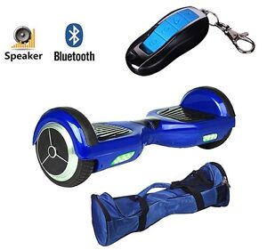 HoverBoard Hover Board Segway Scooter Self Balance Bluetooth