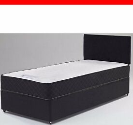 **FREE LONDON DELIVERY** BRAND NEW Single / Small Double Memory Foam Orthopedic Bed and Mattress