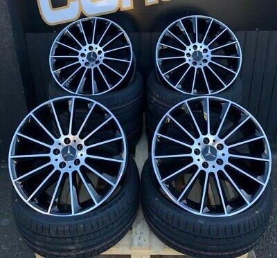 18 Zoll Carmani CA17 Felgen für Mercedes CLC CLK CL CLS GLC Klasse W209 W215