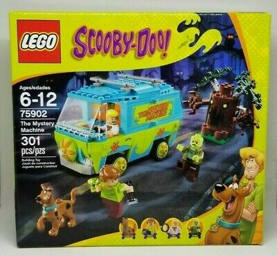 Lego 75902 Scooby-Doo The Mystery Machine Shaggy Fred Zombie set NIB