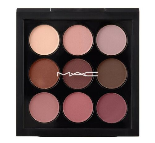 MAC 'Burgundy Times Nine' Eyeshadow Palette - Burgundy Times
