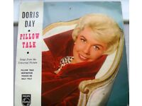 DORIS DAY: PILLOW TALK. RARE PICTURE SLEEVE . 1960