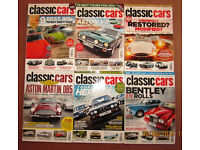 Classic Cars Magazine – Complete 2013 Year
