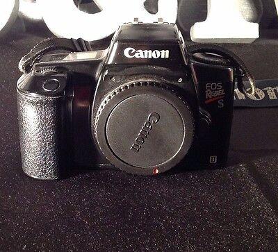 Пленочные фотокамеры Canon EOS Rebel S-2