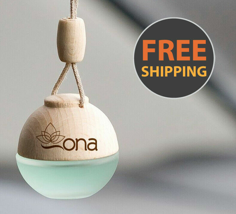 Ona Long Lasting European Scent Car Oil Fragrance Air Freshe