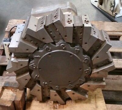 Daewoo 12 Position Turret Tool Changer Cnc Turning Center Puma 10 Or 12
