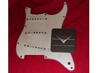FENDER USA CUSTOM SHOP STRATOCASTER PICKUPS.