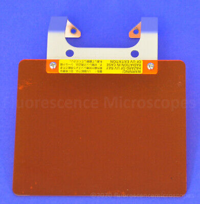 Uv Protection Filter Shield Baffle For Unknown Fluorescence Microscope
