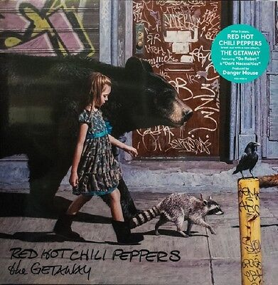 RED HOT CHILI PEPPERS The Getaway - 2LP / Vinyl - Gatefold Sleeve online kaufen
