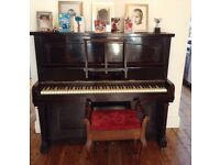 Beautiful, recently tuned piano for sale