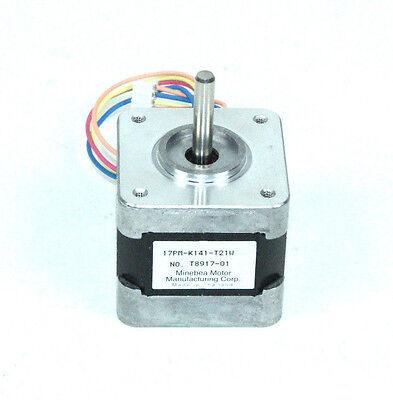 Minebea Motor 17pm-k141-t21w T8917-01 Stepper Motor Hybrid Mmh9