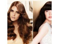 No.1 UK Mobile Hair Colourist / Hair Extension Technician offering the best in Hair Extensions