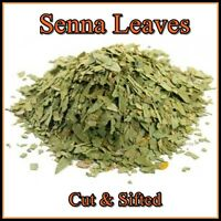 Senna Tea, Leaves & Pods Natural Laxative for Constipation