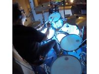 Mature Drummer Available