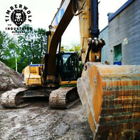 Muskoka Lot Clearing, Excavation & Demolition Services