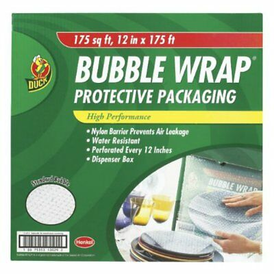 Duck 00-10029-02 Bubble Wrap 12 X 17539