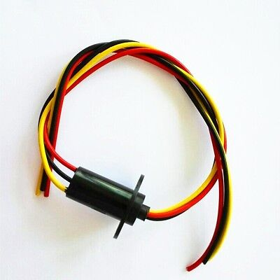 Wind Turbine Wind Power Capsule Slip Rings 3 Circuits30a Wires New