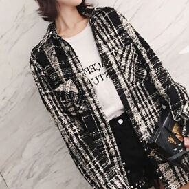 Korean Fashion coat