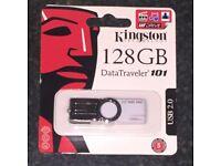 Kingston 128GB Data traveller 101 USB2.0