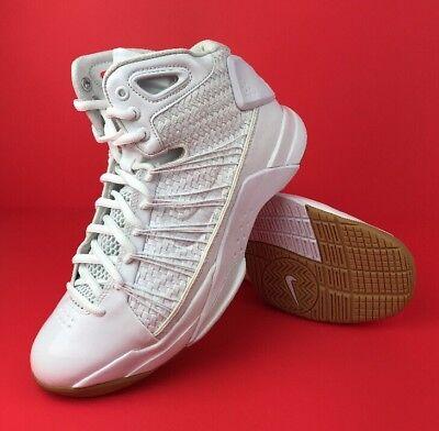 Nike Hyperdunk Lux Basketball Shoes White Gum  ()
