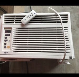 Window AC with remove SALE!!
