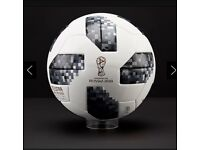 World Cup Russia 2018 FIFA (Official) Adidas Telstar Football (RRP £130)