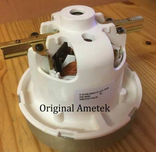 Staubsaugermotor für  Nilfisk Viking GD 110  Original Ametek 1050 Watt