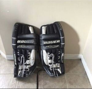 Men's Goalie Pads