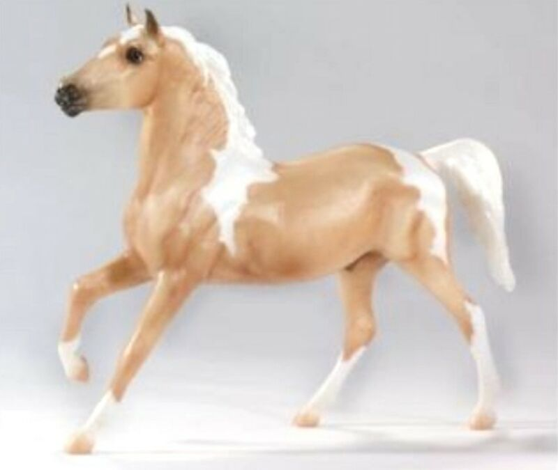 Breyer Pinto Palomino Stallion No.664