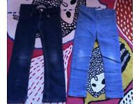 Jeans for girl age 4-5