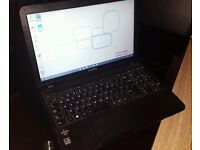 Toshiba AMD Laptop with Windows 10 - 6GB RAM - 320GB HDD - DVDRW