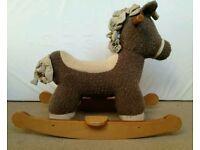 Rocking horse. Used. £15