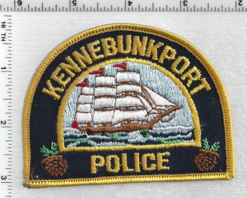 Kennebunkport Police (Maine) 4th Issue Shoulder Patch