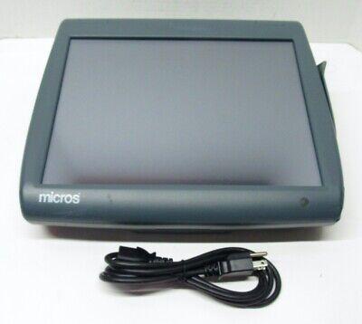 Micros Workstation Pcws2015 I5-e520 2.40ghz 4gb 423695-310e Pos System No Hdd