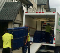 Apartment & House Moving ( Professional Movers)