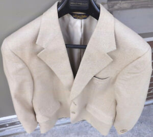 BROOKS BROTHERS Mens 2-Button Sport Coat/Blazer Size 40