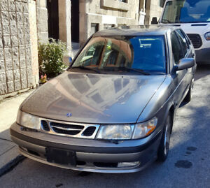 2002 Saab 9-3SE - Low Mileage and Maintained!