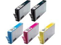 Printer Cartridges H-364XL. Hewlett Packard compatible.