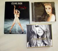 CÉLINE DION....collections...3/$20.00