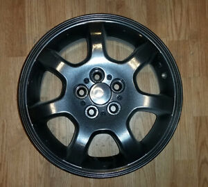 """Set of 15"""" alloy rims for Toyota Corolla or Dodge Neon"""
