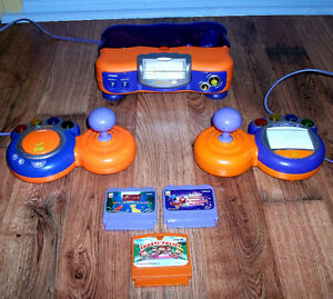 6 LOT DE CONSOLE Vtech & leap frog  (NÉGOCIABLE)