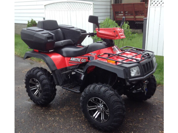 2006 Arctic Cat 500cc automatique