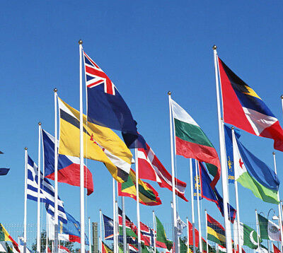 New Design 3'x5' FT National Flag world Country Flags Polyester America Flags - World Flag
