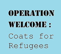 Operation Welcome: Coats for Refugees